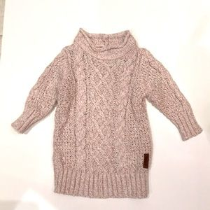 Roots baby sweater/ blanket